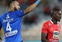 خبر خوب برای استقلال/ مشکل روزبه چشمی حل شد