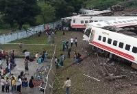 17 dead after train flips in Taiwan