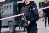 ۹ زخمی به دنبال حمله یک زندانی فراری به عابران در استانبول