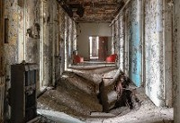 Photographer documents abandoned asylums and psychiatric hospitals