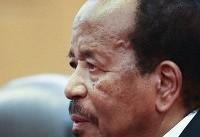 Â«بیا» بار دیگر رئیسجمهوری کامرون شد
