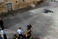 Palestinian stabs Israeli soldier and is shot dead: military