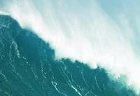 ثبت بزرگترین موج جهان به ارتفاع ۲۳.۸ متر