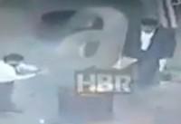 سوزاندن اسناد در کنسولگری عربستان، یک روز پس از قتل خاشقچی +فیلم