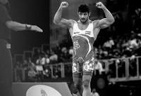 مدال برنز جهان بر گردن علیرضا کریمی/ پایان کار کشتی آزاد ایران با ۳ برنز