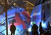 افزایش تلفات خروج قطار از ریل در تایوان