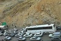 تردد در محور «ایلام - مهران» برقرار شد