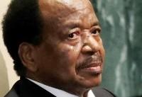 پل بیا باز هم رئیسجمهوری کامرون شد