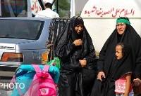 مراجعه بیش از ۲۲ هزار نفر به مراکز امدادی در مسیر پیادهروی اربعین
