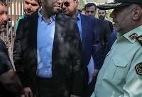 ویدئو / طرح دستگیری اراذل و اوباش و مزاحمین محلات تهران