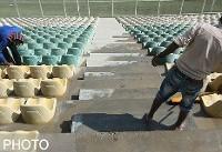 مشکلات ورزشگاه خلیجفارس را برطرف میکنیم/فاز اول ورزشگاه میناب دهه فجر ۹۸ افتتاح میشود