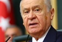 Turkish nationalist leader ends poll alliance with Erdogan