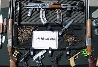 پاتک پلیس به ۲۴۰ اراذل و اوباش پایتخت/اجرای طرح های امنیت محور ادامه دارد