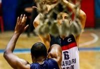 پیوستن بازیکن آمریکایی به تیم بسکتبال شهرداری گرگان