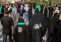 خدمترسانی ۵۳ موکب اوقاف به زائران اربعین حسینی