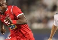 برتری السد قطر مقابل پرسپولیس در پایان ۴۵ دقیقه اول