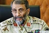 مرزبانان ایرانی و عراقی برای تامین امنیت اربعین آمادگی دارند