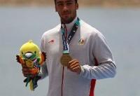 ۴ طلا برای قایقرانهای ایران در قهرمانی آسیا