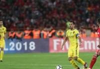 سلطانیفر: عظمت و شکوه فوتبال ایران در آسیا را به تماشا نشستیم