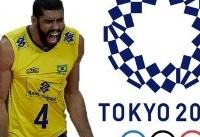 اعلام نحوه کسب سهمیه المپیک ۲۰۲۰ در والیبال