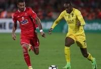 AFC: پرسپولیس با صعود به فینال تاریخسازی کرد