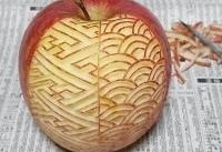 هنر سرآشپز چشم بادامی در میوه آرایی (+عکس)