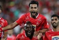صعود پرسپولیس به فینال لیگ قهرمانان آسیا | شادی ۸۰ هزار نفری با گل سیامک