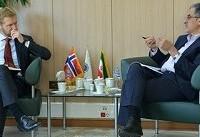 همکاری اسلو با اتحادیه اروپا برای ایجاد مسیر انتقال پول به ایران
