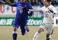 کاشیما با شکست سامسونگ حریف پرسپولیس در فینال شد