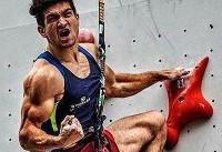 انتقاد سریعترین مرد عمودی جهان/ پاداش مدال تاریخیام را نگرفتهام