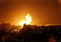 Israel accuses Syria, Iran of ordering Gaza rocket fire