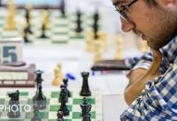 پایان هفته دوم لیگ برتر شطرنج با تداوم صدرنشینی سایپا
