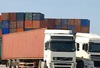 نرخ جدید حمل و نقل جادهای تعیین شد/هر تن-کیلومتر ۱۰۳۳ریال
