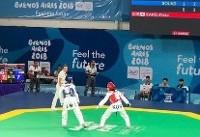 درخشش هوگوپوشان در روز چهارم المپیک جوانان/ ولینژاد و اشکوریان طلایی شدند