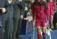 مدافع تیم فوتبال پرسپولیس فصل هجدهم لیگ برتر را از دست داد