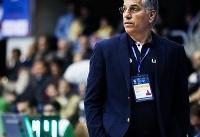 واکنش سرمربی تیم ملی بسکتبال در مورد بازیکنان غایب و ارسلان کاظمی