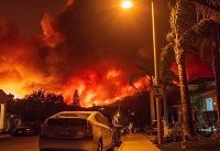 75,000 Los Angeles County homes remain evacuated, number of destroyed homes expected to rise as ...