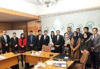 دوره آموزشی عراقچی برای دیپلماتهای جوان افغانستانی