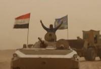 عملیات موشکی «دقیق» الحشد الشعبی علیه داعش در خاک سوریه