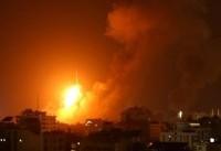آخرین اخبار از تلفات حمله های هوایی رژیم صهیونیستی به نوار غزه