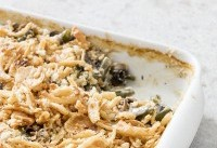 Make this green bean casserole ahead of the party and relax
