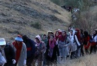اجازه همسر برای کوهنوردی زنان متاهل مشهدی الزامی شد!