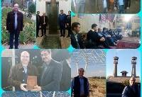 بازدید دوروزه سرکنسول ترکیه در مشهد از جاذبههای تاریخی و گردشگری شهرستانهای نیشابور و فیروزه