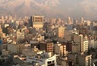 افزایش ۸۳ درصدی متوسط نرخ مسکن در تهران طی یک سال