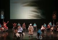 ویدئو / تئاتری با هنرمندی مددجویان کهریزک