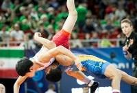 علی اکبر یوسفی صاحب مدال برنز شد / نفرات برتر پنج وزن نخست مشخص شدند