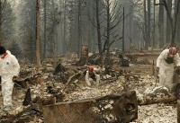 Death Toll Mounts To 48 In Northern California Fire, Deadliest In State History