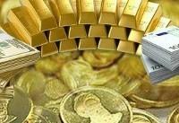 بازگشت دلار به کانال ۱۲ هزار تومان / قیمت سکه کاهش یافت