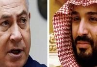 میدل ایست آی: بن سلمان نتانیاهو را به جنگ با غزه تشویق کرد