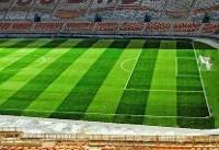 افتتاح ورزشگاهی خاص در خوزستان
